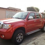 Chery Grand Tiger Pick Up 4X4