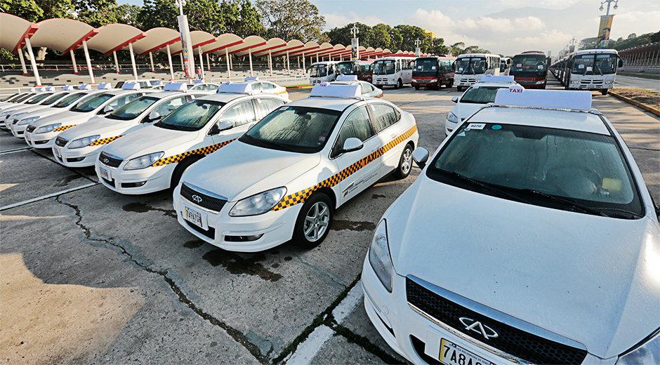 Plan Taxis Modernos
