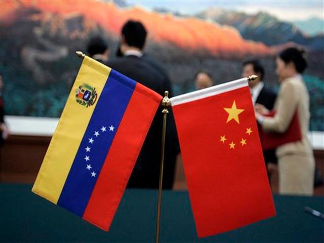 Convenios Venezuela y China